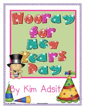 New Years Day by Kim Adsit
