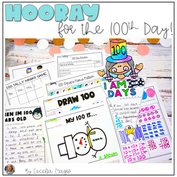 Hooray for the 100th Day of School!