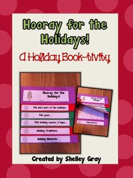 Hooray for the Holidays! {a Holiday Book-tivity}