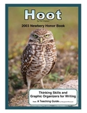 Hoot  Thinking Skills and Graphic Organizers for Writing