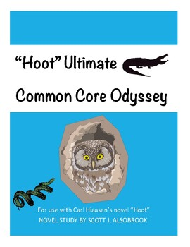Hoot---Common Core Ultimate Odyssey Unit