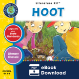 Hoot - Literature Kit Gr. 5-6