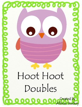 Hoot Hoot Doubles FREEBIE