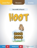 Hoot Lesson Plan, 6th Grade  (Book Club Format - Story Elements) (CCSS)