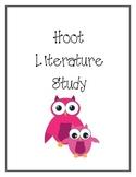 Hoot Literature Study Realistic Fiction Hiassen