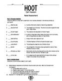 Hoot Novel Test