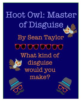 Hoot Owl: Master of Disguise Activity Pack! WSCCPB Nominee 10+ Pages!
