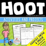 Hoot: Reading Response Activities and Projects