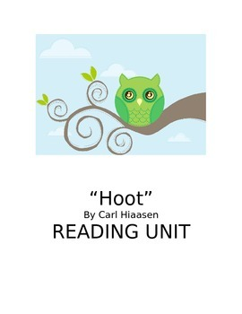 Hoot Reading Unit