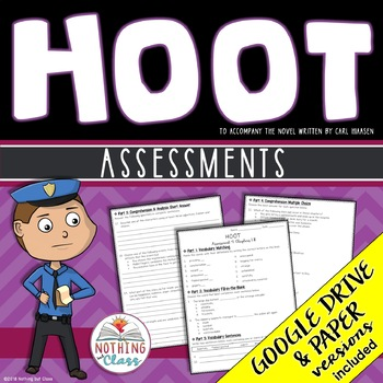 Hoot: Tests, Quizzes, Assessments