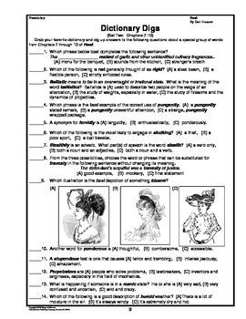 Hoot    Vocabulary Study
