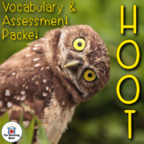 Hoot Vocabulary and Assessment Bundle