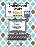 Hoot by Carl Hiaasen: Digital Novel Study for Google Slide
