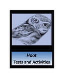 Hoot by Carl Hiaasen Tests and Activities