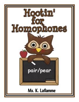 Hootin' Homophones!