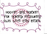 Hootin' and Hollerin' for Spring: Measuring Owls with Jelly Beans
