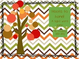 Hoots to Home!-A Sight Word Game