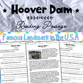 Hoover Dam part of Landmarks in the USA Distance Learning