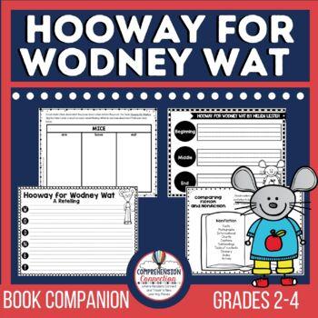 Hooway for Wodney Wat Teaching Unit