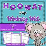 Hooway for Wodney Wat Comprehension Printables
