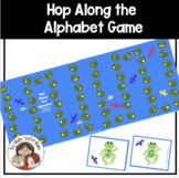 Hop Along the Alphabet: An Upper and Lower Case Matching Game