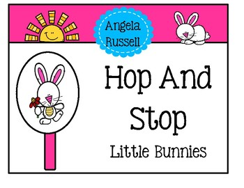 Hop And Stop Little Bunnies