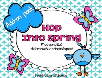Hop Into Spring-Printable Pack