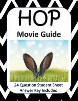 Hop Movie Guide