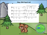 Hop Old Squirrel K-2