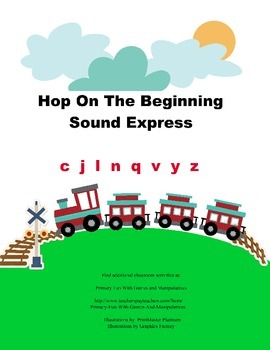 Hop On The Beginning Sound Express