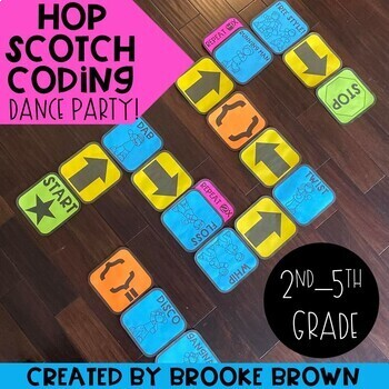 Hop Scotch Coding Dance Party! (Hour of Code)