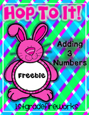 Hop To It!  FREEBIE!