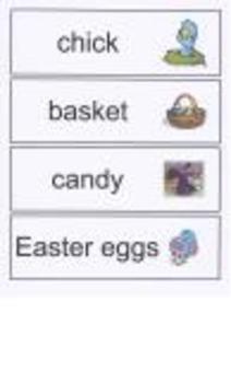 """""""Hop into Easter Word Walls"""""""