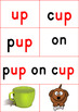 HOP ON POP {sight word flash cards} {kindergarten morning work}