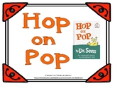 Hop on Pop- Rhyming Interactive for Projection
