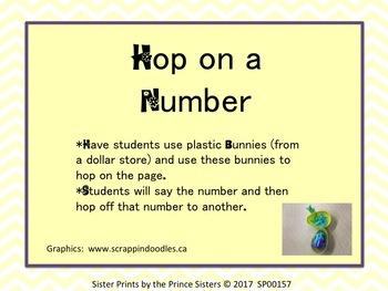 Hop on a Number