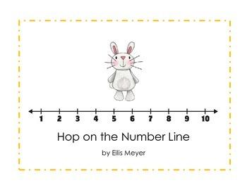 Hop on the Number Line