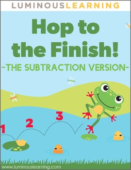 Hop to the Finish: The Subtraction Game