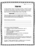 Hope Box: An Activity for Teacher Appreciation