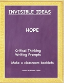 Hope is... Invisible Ideas critical and creative thinking