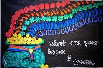 Hopes & Dream Bulletin Board