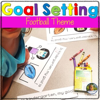 Goal Setting Football Theme