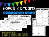 Hopes and Dreams Back to School Activity Pack