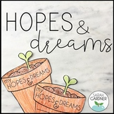 Hopes and Dreams Templates