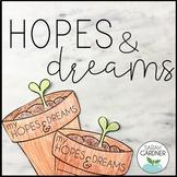 Hopes and Dreams Templates