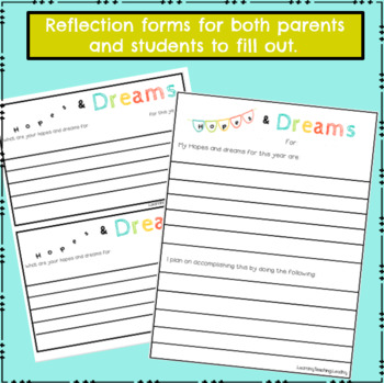 Hopes and Dreams Activity Set