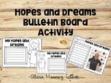 Hopes and Dreams Bulletin Board