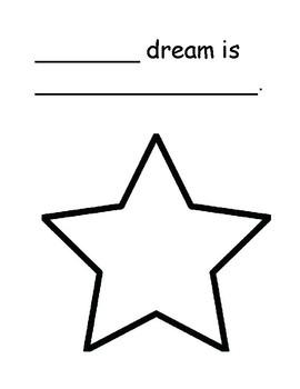 Hopes and Dreams Classroom Book