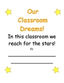 Hopes and Dreams Classroom Book