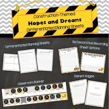 Hopes and Dreams (Construction Edition) Bundle Pack